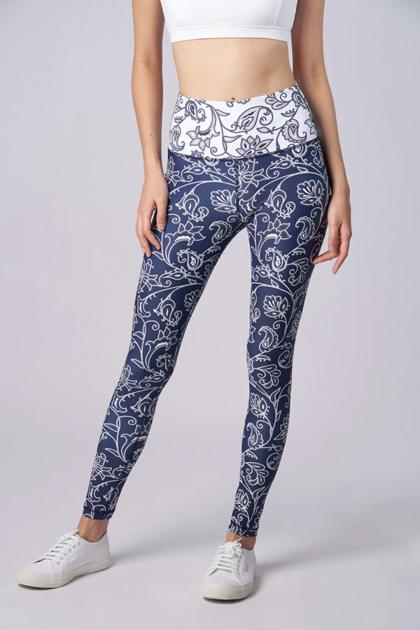 Oomph High Waist Legging – Sarong Kebaya