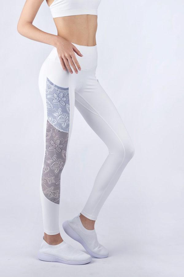 Yuga Mesh Legging Sarong Kebaya